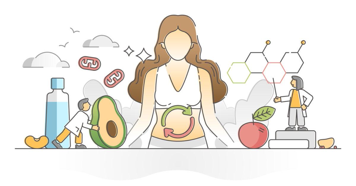 התועלת של טיפול תזונתי