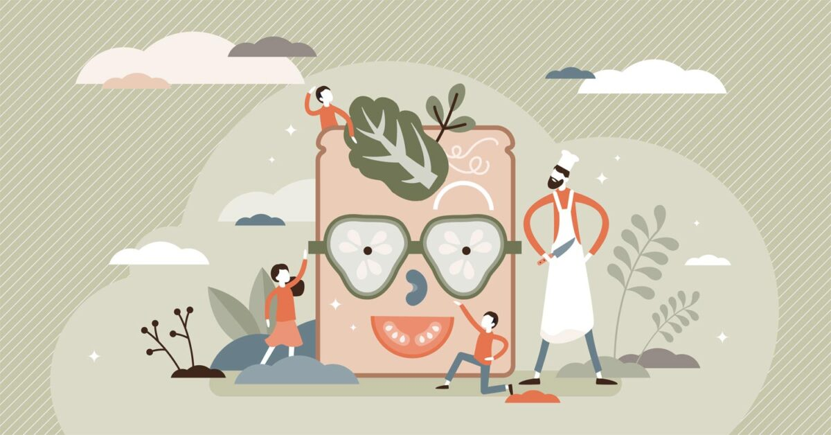 תזונה מבוססת צומח ילדים